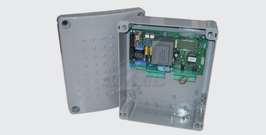 Browse through control panels spare parts bft for Bft alpha manuale
